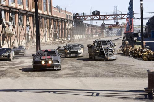 Fotograma de Death Race