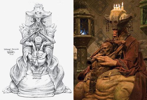 Del concepto al efecto - Hellboy II: El Ejército Dorado