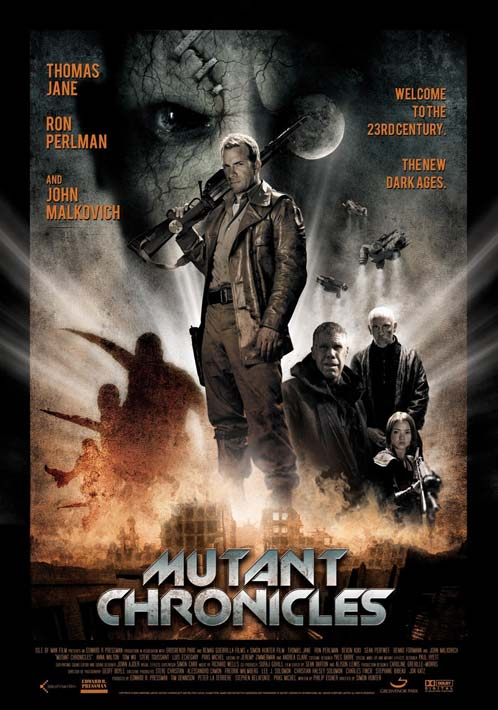 Nuevo cartel de Mutant Chronicles