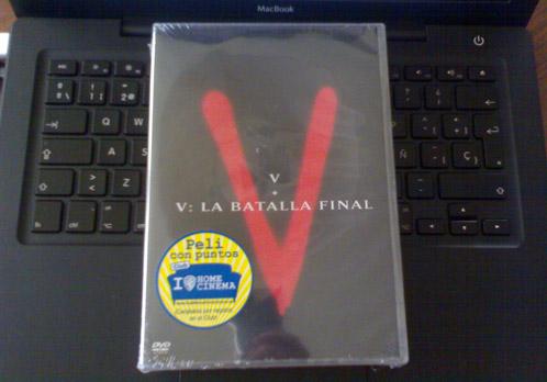 V y V: La batalla final, aquí y ahora!