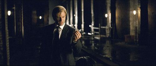 ¿Harvey Dent un justicieron con una moneda que decide el destino? Dos Caras!