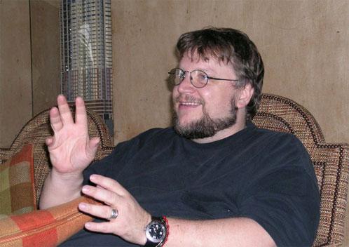 Guillermo del Toro hablando de sus cosas