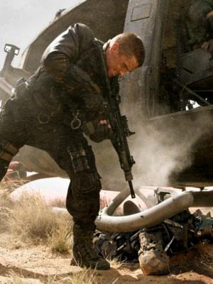 Nueva imagen nunca vista de Terminator Salvation!