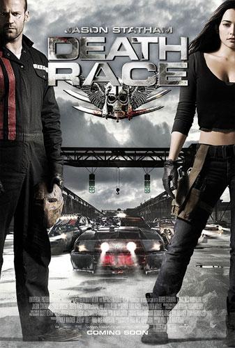 Nuevo cartel de Death Race
