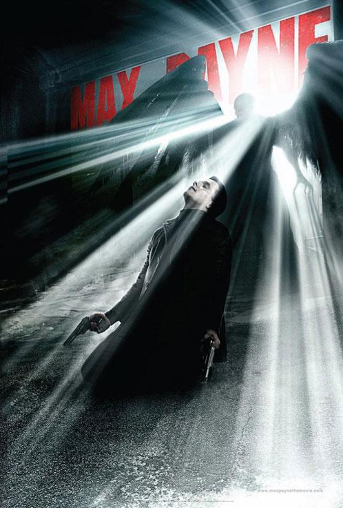 Otro nuevo cartel de Max Payne para la Comic-Con 2008