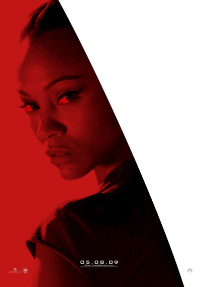 Póster de Star Trek: Uhura