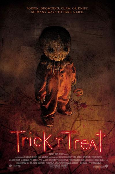 Nuevo póster de Trick 'r Treat