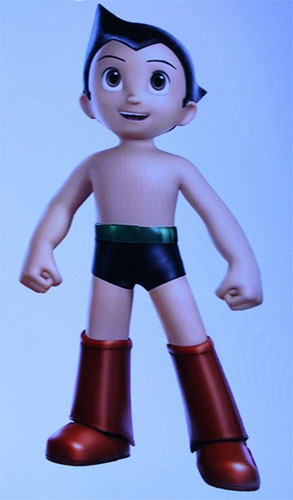 Primera imagen de Astroboy!