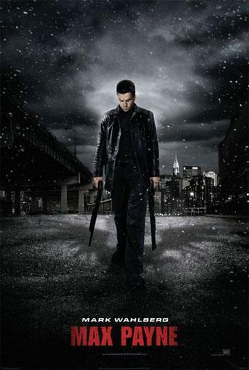 Un nuevo póster de Max Payne