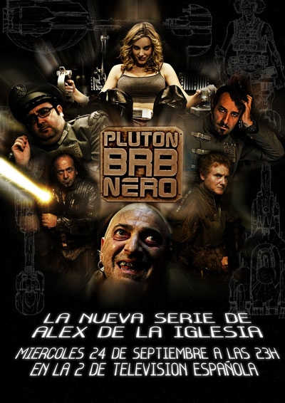 Póster final de Plutón B.R.B. Nero