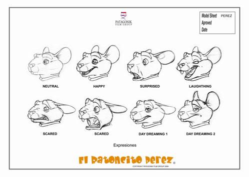 Arte conceptual de El ratoncito Pérez 2