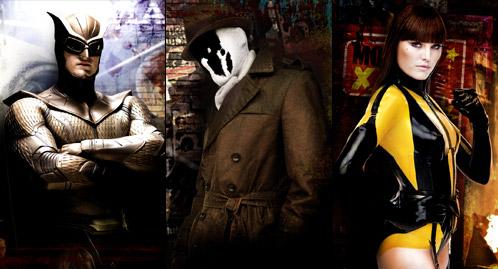Búho Nocturno, Rorschach y Espectro de Seda