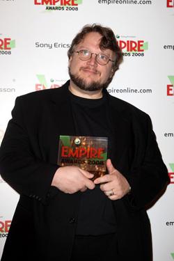 Guillermo del Toro en los premios Empire de este año