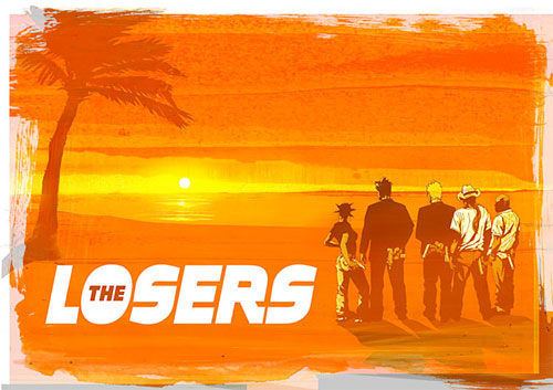 The Losers, del cómic a la gran pantalla
