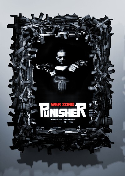 Nuevo póster de Punisher: War Zone