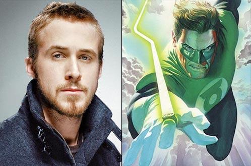 ¿Ryan Gosling como Green Lantern?