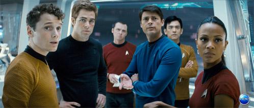 Star Trek fotos nuevas + yapa