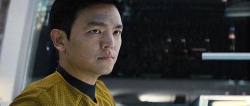 Sulu en una nueva imagen de Star Trek