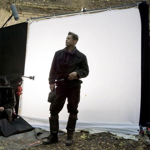 Brad Pitt como Aldo Raine