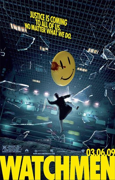 Nuevo póster de Watchmen