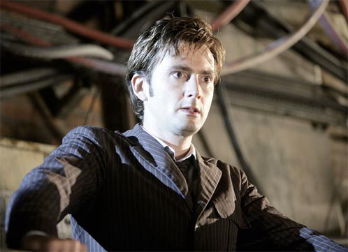 Adiós al Doctor David Tennant