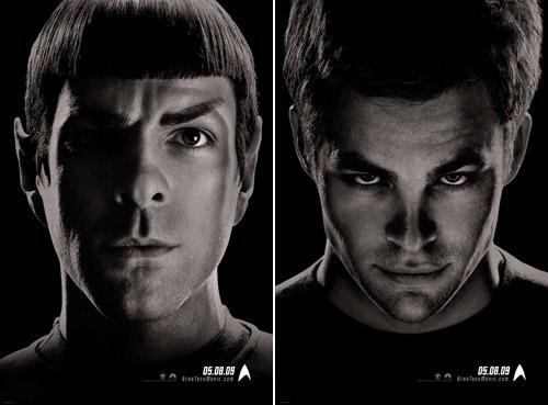 Carteles de Star Trek