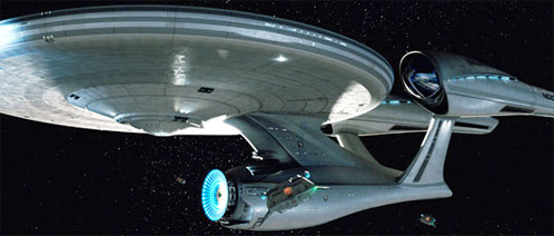 La nueva USS Enterprise de Star Trek