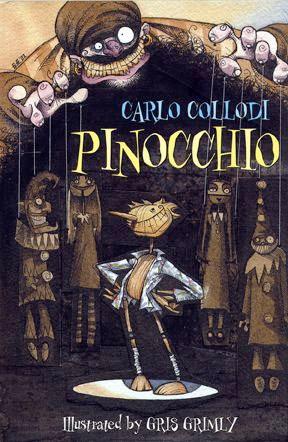 El Pinocho de Gris Grimly