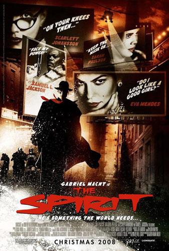 Nuevo póster de The Spirit