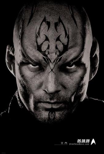 Póster de Star Trek. Nero
