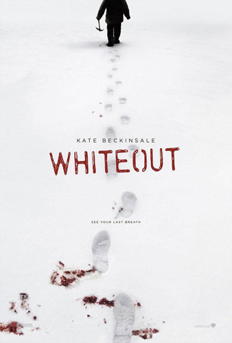 Póster internacional de Whiteout