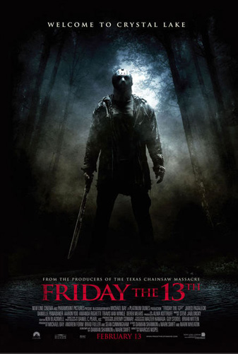 Nuevo cartel de Friday the 13th