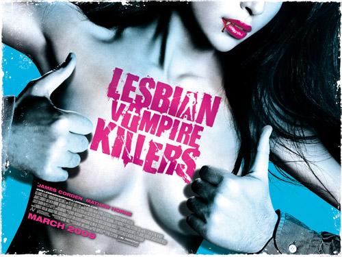 Póster de Lesbian Vampire Killers