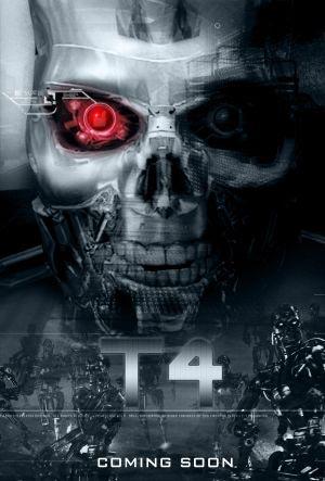 ¿Viejo póster de Terminator Salvation?