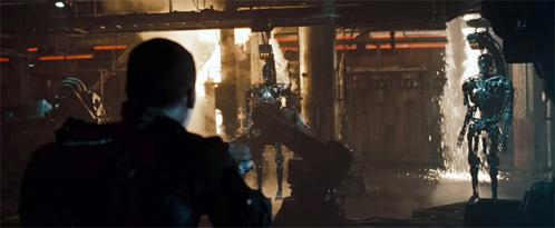 John Connor en la factoría Terminator... ¿qué secretos se esconden?