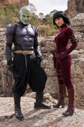 Lord Piccolo y Mai
