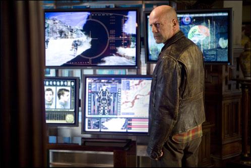 Bruce Willis en Surrogates