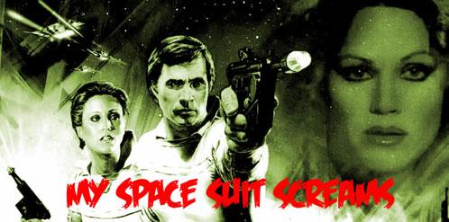 """""""Buck Rogers, My Space Suit Screams"""" por Frank Miller (io9.com)"""