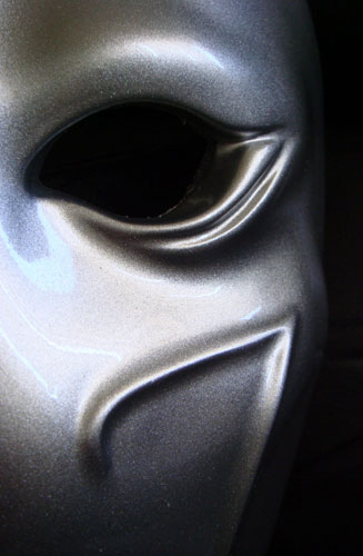 La máscara de Vega en Street Fighter: Legend of Chun Li