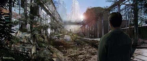 Arte conceptual de Terminator: Salvation - El futuro