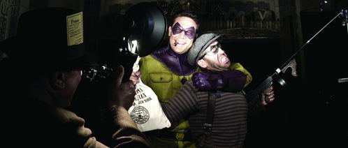 Nueva imagen de Watchmen