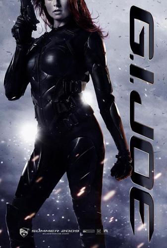 Nuevo póster de G.I. Joe: The Rise of Cobra