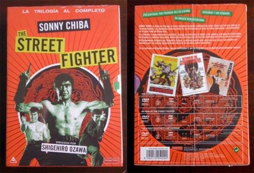 El premio para el ganador: la trilogía al completo de Street Fighter