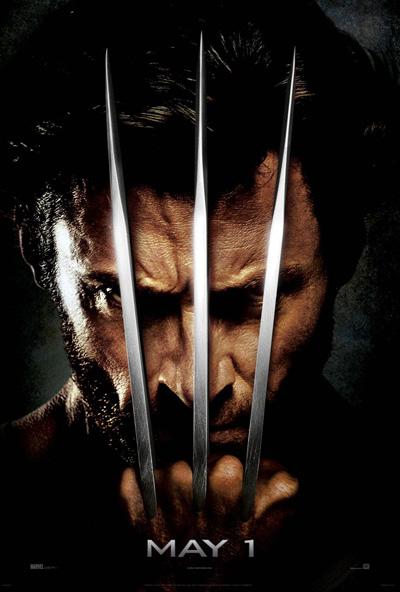 Teaser poster de X-Men Origins: Wolverine
