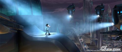 Nueva imagen de Astro Boy