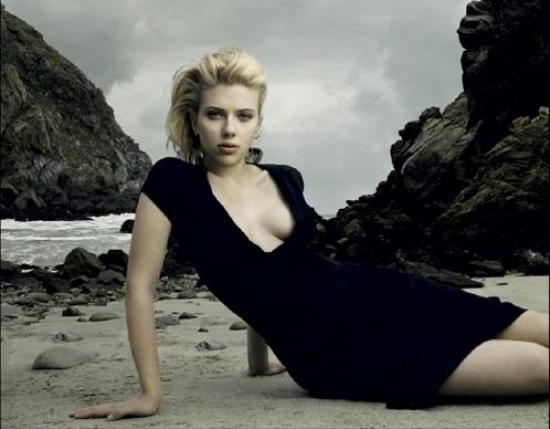 Scarlett Johansson en plan Romanoff total