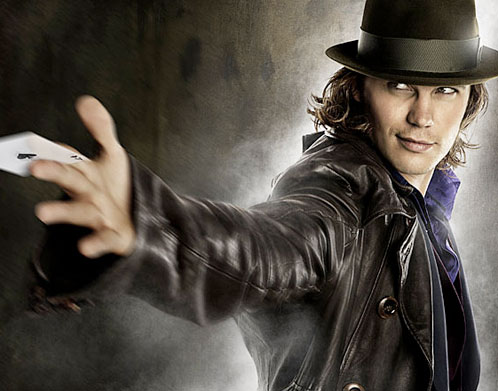Remy Etienne LeBeau a.k.a. Gambit / Gambito