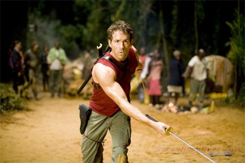 Deadpool en X-Men Origins: Wolverine