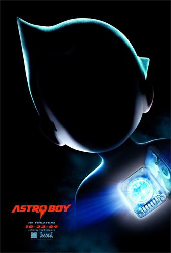 Nuevo póster de Astro Boy