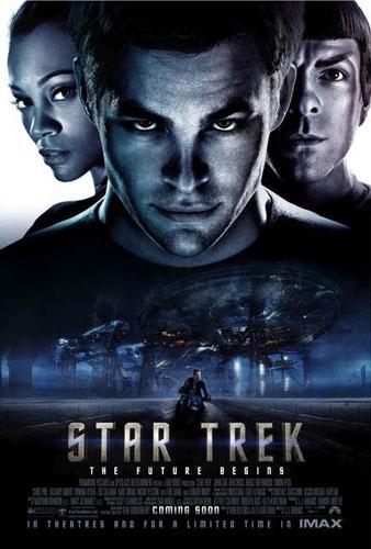Uno de los nuevos pósters de Star Trek